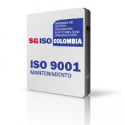 Mantenimiento ISO 9001